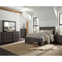 Progressive Furniture Wheaton Queen Bed Room Group - Item Number: B622 Q Bedroom Group 1