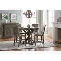 Progressive Furniture Willow Dining Casual Dining Room Group - Item Number: D801 Dining Room Group 5