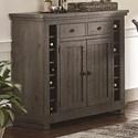 Progressive Furniture Willow Dining Server - Item Number: D801-56