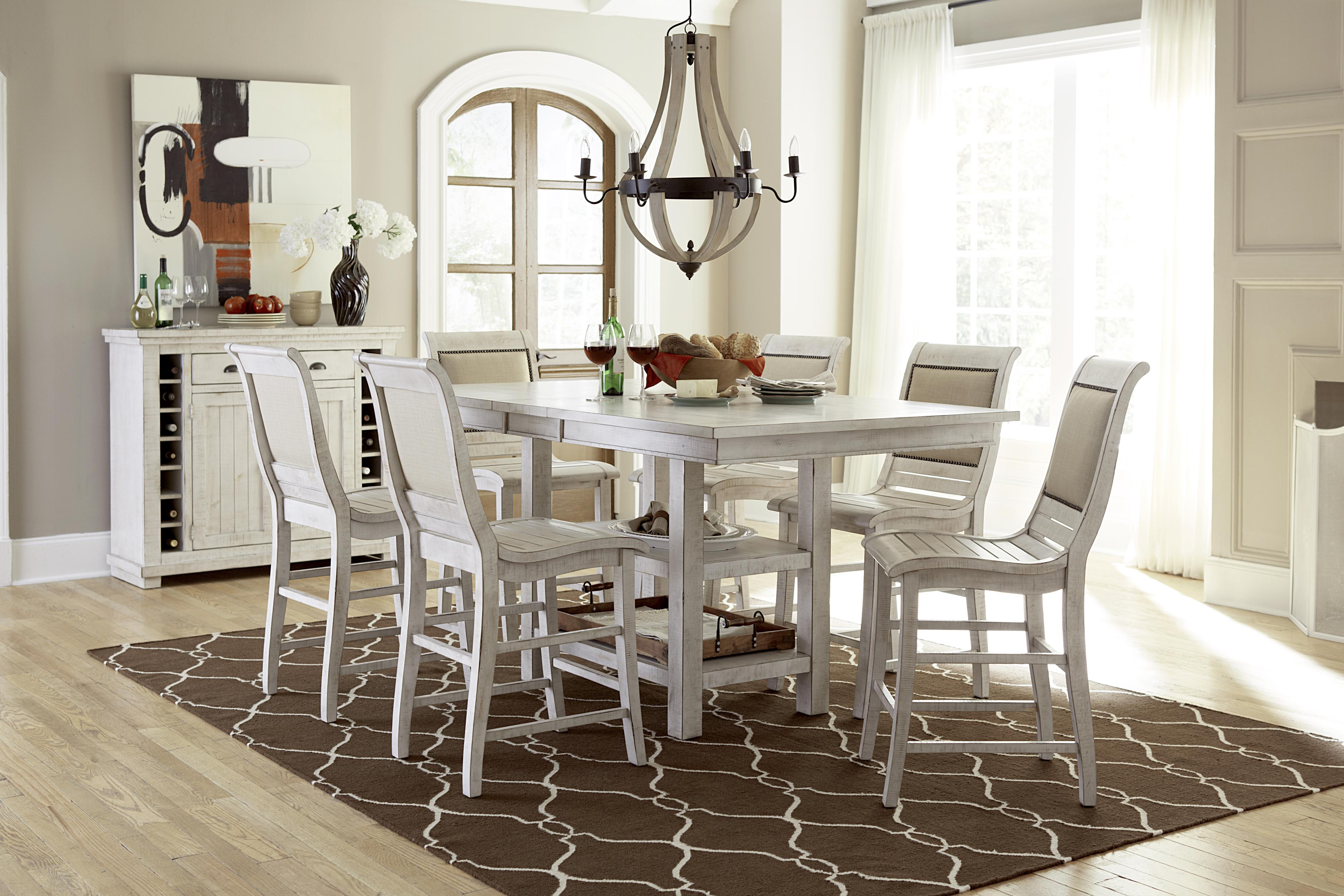 willow dining room | Progressive Furniture Willow Dining Casual Dining Room ...