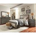 Progressive Furniture Willow Full Bedroom Group - Item Number: P600 F Bedroom Group 2