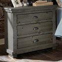 Progressive Furniture Willow Nightstand - Item Number: P600-43