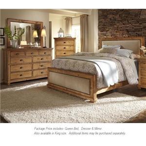 Progressive Furniture Willow 3PC Queen Bedroom