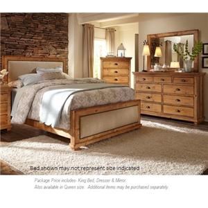 Progressive Furniture Willow 3PC King Bedroom