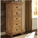 Progressive Furniture Willow Lingerie Chest - Item Number: P608-13