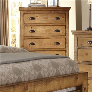 Progressive Furniture Willow Chest