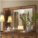 Progressive Furniture Willow Mirror - Item Number: P608-50