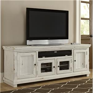 "Progressive Furniture Willow 74"" Console"