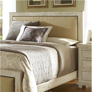 progressive furniture willow queen upholstered headboard - Progressive Furniture