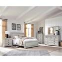 Progressive Furniture Willow California King Bedroom Group - Item Number: P615 CK Bedroom Group 2