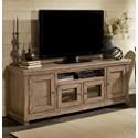 "Progressive Furniture Willow 74"" Console - Item Number: P635E-74"