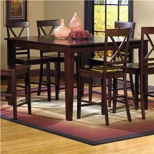 Progressive Furniture Winston Counter Dining Table