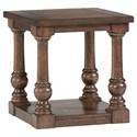 Progressive Furniture Wynton End Table - Item Number: T569-04