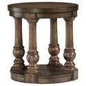 Progressive Furniture Wynton End Table - Item Number: T569-06
