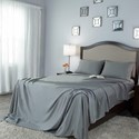 Protect-a-Bed Crisp Twin Crisp Tencel Lyocell Sheets - Item Number: STSP0111-03