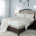 Protect-a-Bed Crisp Full Crisp Tencel Lyocell Sheets - Item Number: STSP0128-02