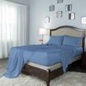 Protect-a-Bed Crisp Cal King Crisp Tencel Lyocell Sheets - Item Number: STSP0159-04