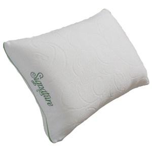 Standard Size Soft Shredded Pillow