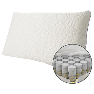 Queen Snow Hybrid SOFT Pillow