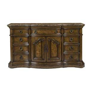 Pulaski Furniture San Mateo 9 Drawer Dresser