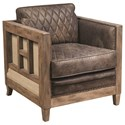 Pulaski Furniture Accent Chairs  Slater Chair - Item Number: P006200