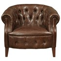 Pulaski Furniture Accent Chairs Richard Arm Chair - Item Number: P006300