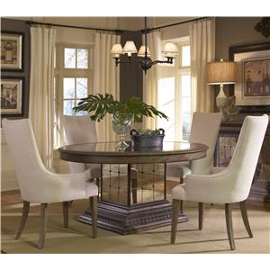 table and chair set by pulaski furniture