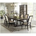 Pulaski Furniture Accentrics Home Montserrat Dining Table