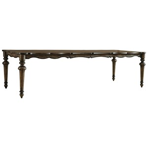 Pulaski Furniture Accentrics Home Lucia Leg Table