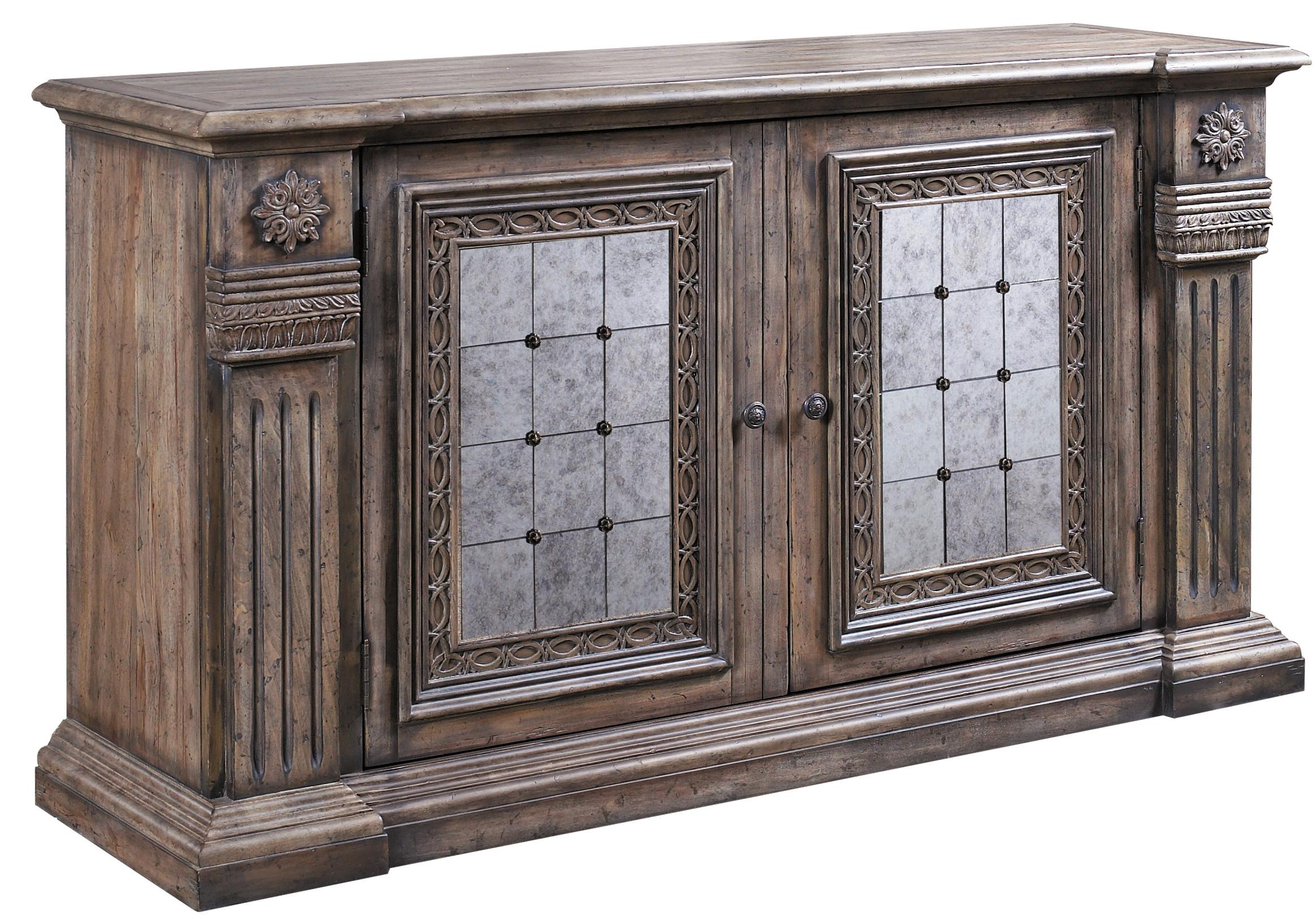 Pulaski Furniture Accentrics Home Alexandreah Credenza - Item Number: 203005