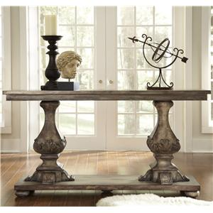 Pulaski Furniture Accentrics Home Athena Console