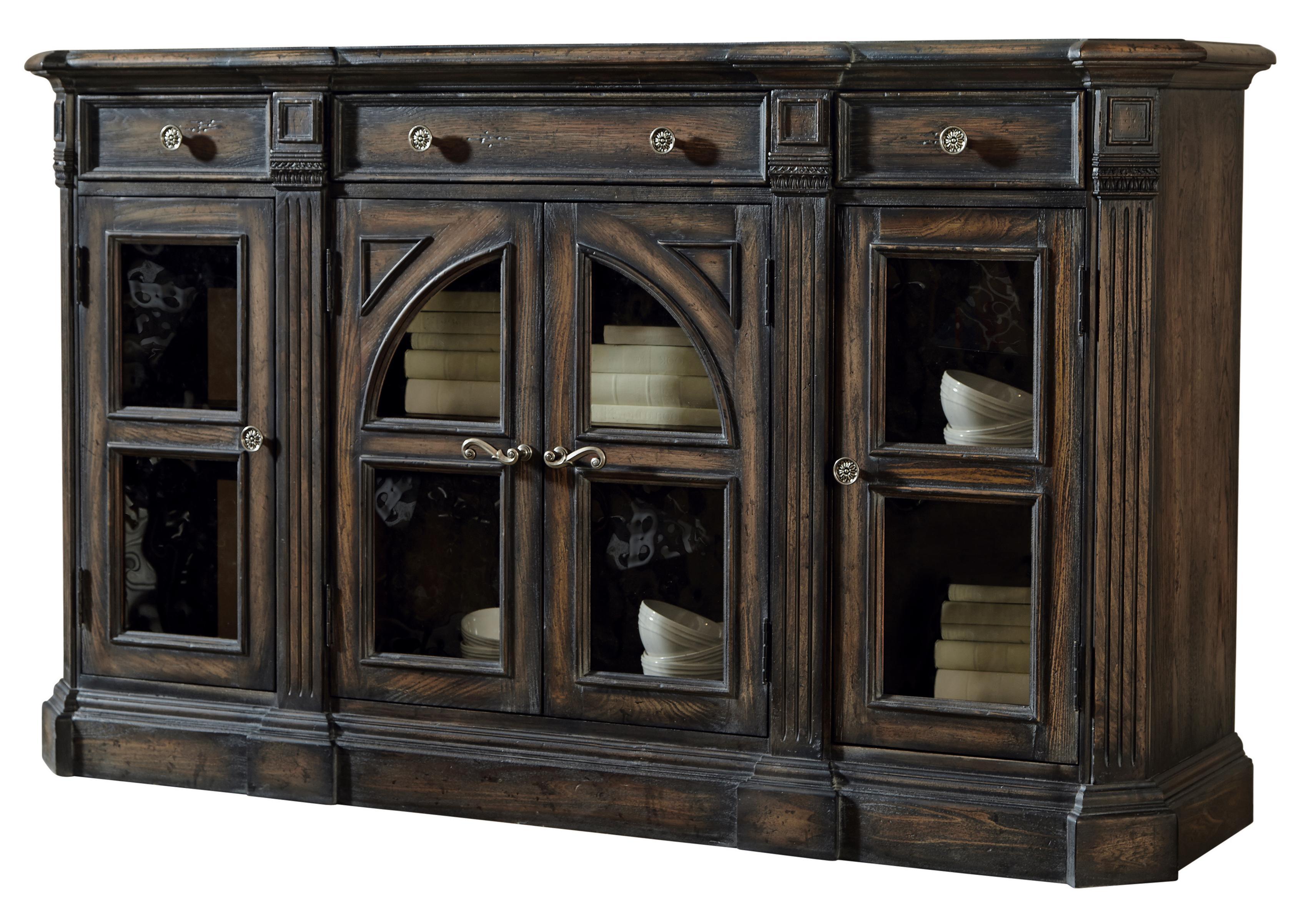 Pulaski Furniture Accentrics Home Delmar Sideboard - Item Number: 203009