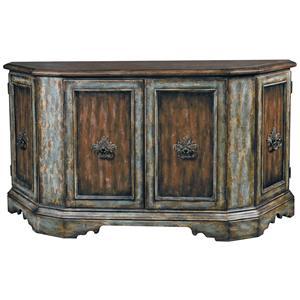 Pulaski Furniture Accentrics Home Monaco Credenza
