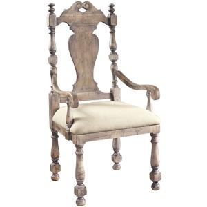 Pulaski Furniture Accentrics Home Kyra Arm Chair