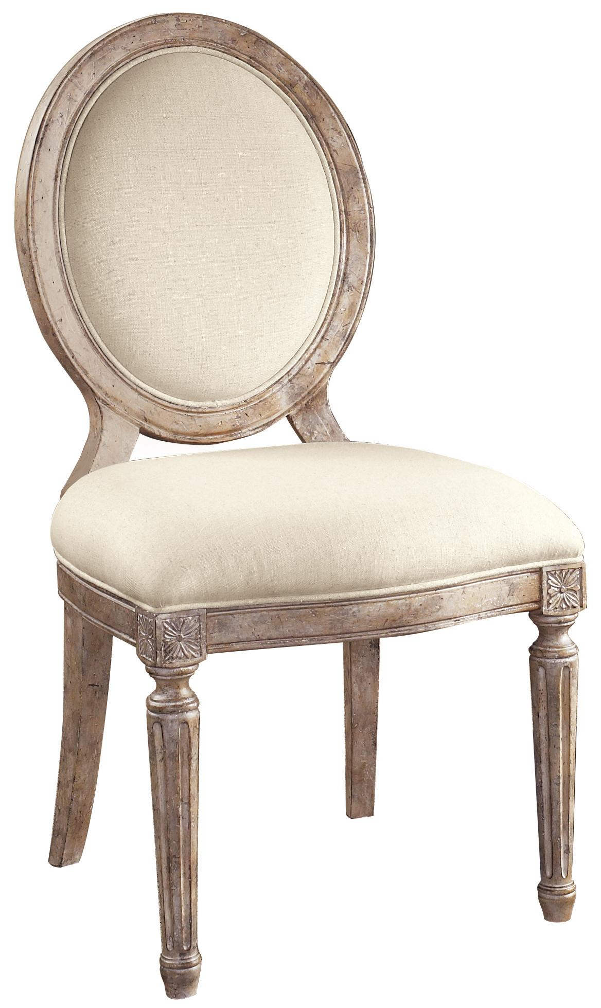 Pulaski Furniture Accentrics Home Anthousa Side Chair - Item Number: 205005