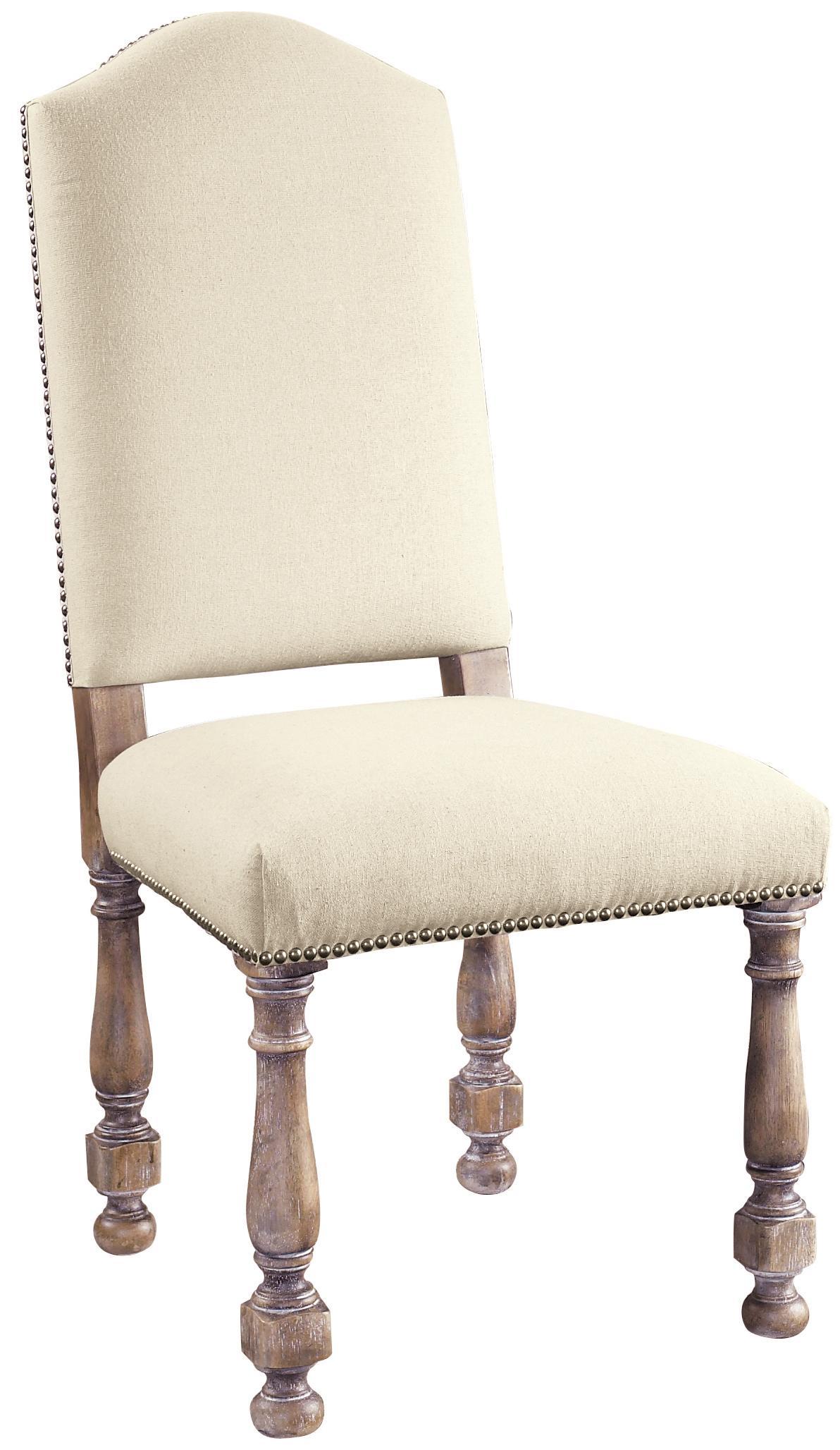 Pulaski Furniture Accentrics Home Amethea Dione Side Chair - Item Number: 205008