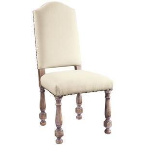 Pulaski Furniture Accentrics Home Amethea Dione Side Chair