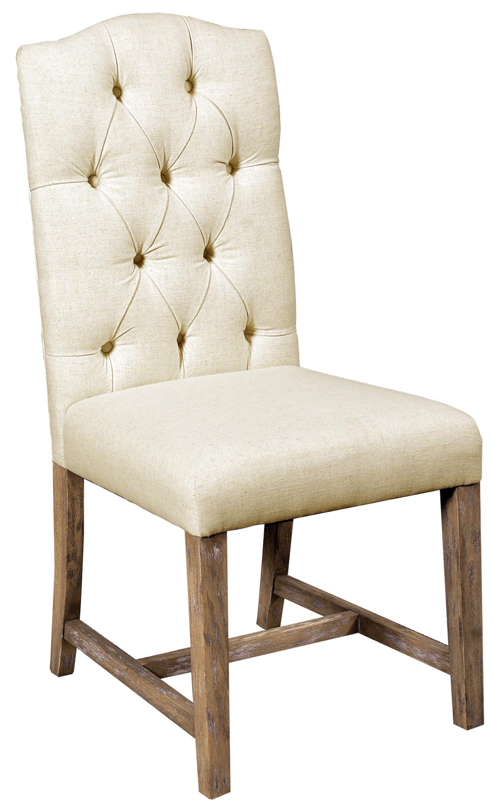 Pulaski Furniture Accentrics Home Zoie Side Chair - Item Number: 205021