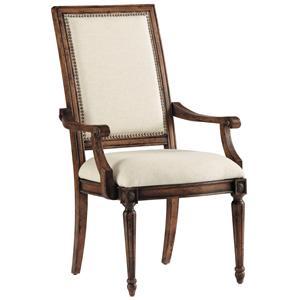 Pulaski Furniture Accentrics Home Nimes Arm Chair