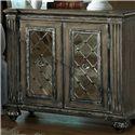 Pulaski Furniture Accentrics Home Chest w/ Mirror Doors - 208003