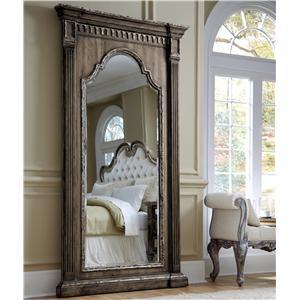 pulaski furniture accentrics home floor mirror
