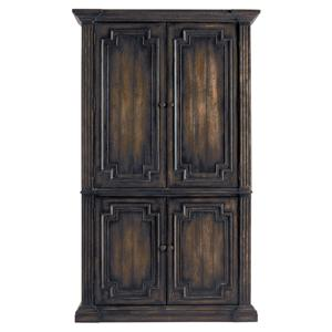 Pulaski Furniture Accentrics Home Capri Armoire
