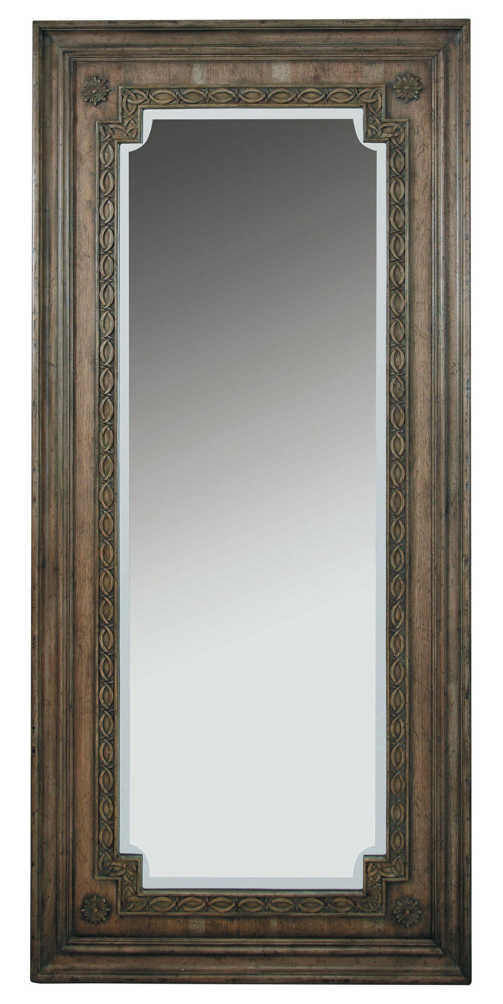 Pulaski Furniture Accentrics Home Avignon Floor Mirror - Item Number: 208025