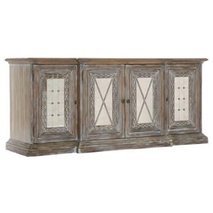 Pulaski Furniture Accentrics Home Entertainment Console