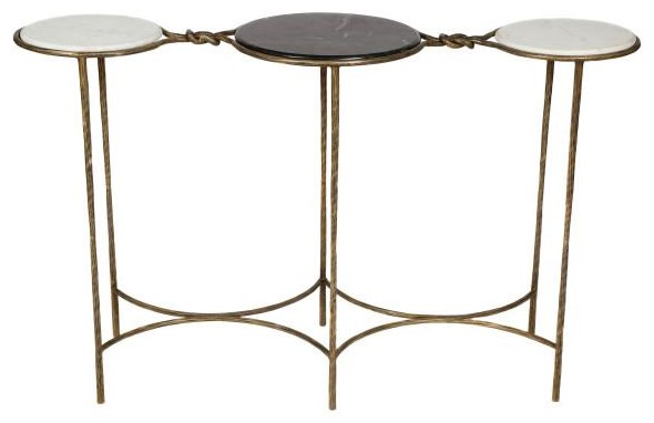 Accents Console Table at Bennett's Furniture and Mattresses