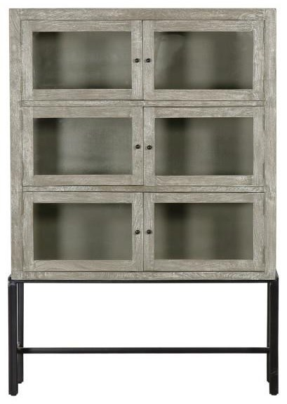 Accents 6 Door Cabinet at Bennett's Furniture and Mattresses
