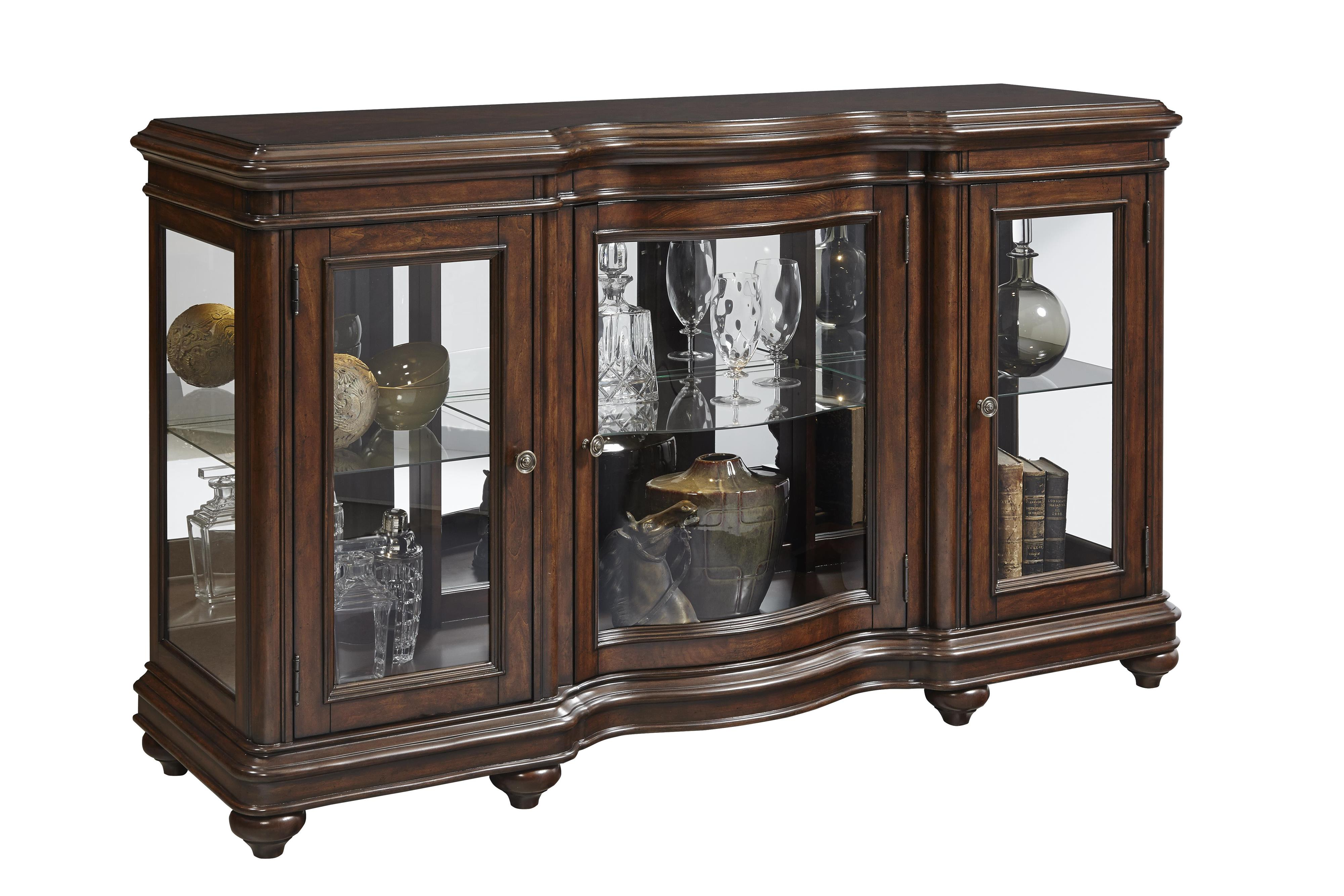 Pulaski Furniture Accents Harley Console - Item Number: 21524