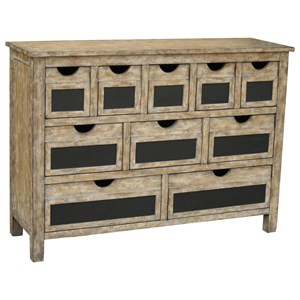 Pulaski Furniture Accents Parsons Accent Chest