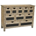 Pulaski Furniture Accents Parsons Accent Chest - Item Number: 597003