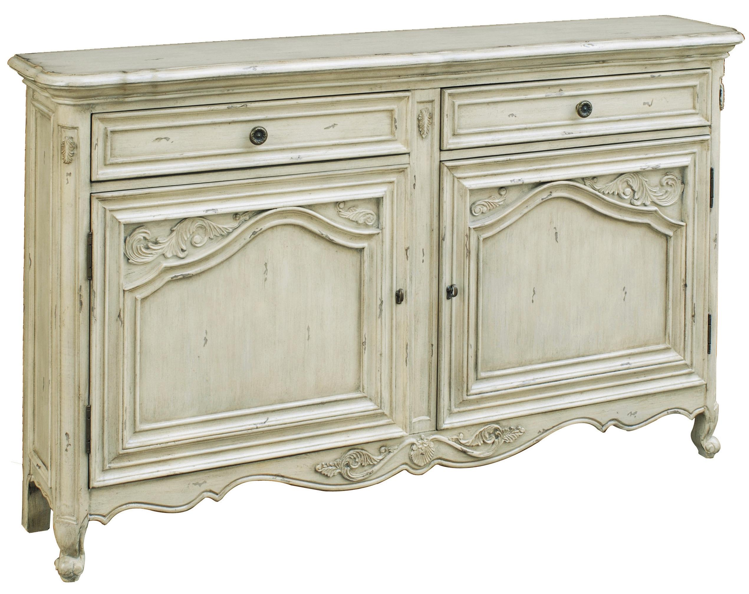 Pulaski Furniture Accents 2 Door Accent Cabinet - Item Number: 641052